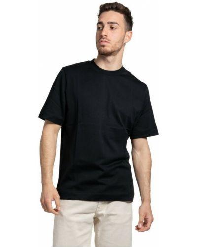 Czarny t-shirt Elvine