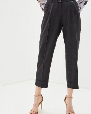 Классические брюки серые Adolfo Dominguez