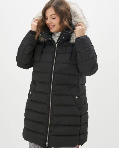 Утепленная куртка - черная Junarose