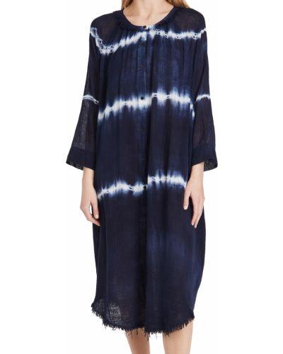 Платье с декольте Raquel Allegra