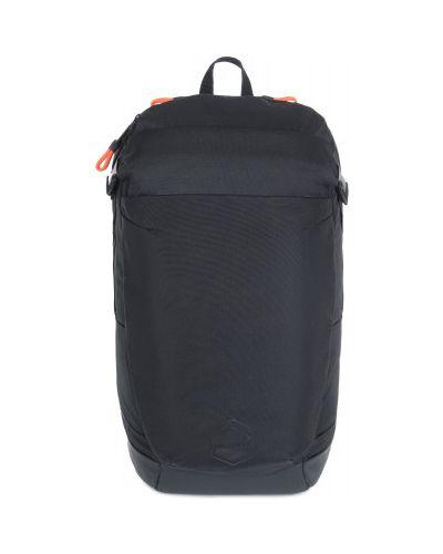 Спортивный черный рюкзак для ноутбука на бретелях с карманами Merrell