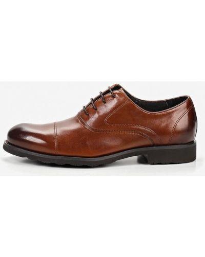 Туфли коричневый Rosconi