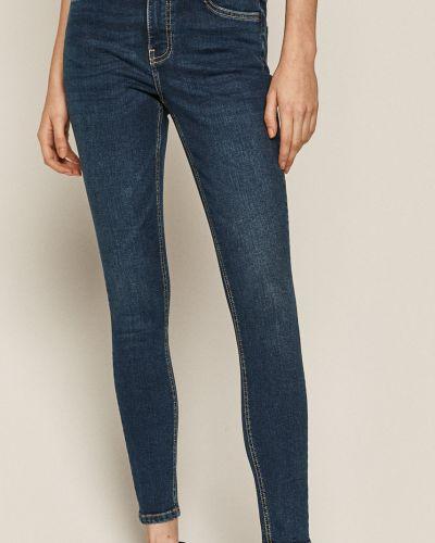 Облегающие синие джинсы с карманами Medicine