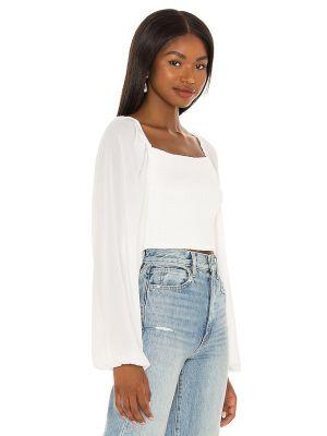 Biała koszulka Camila Coelho