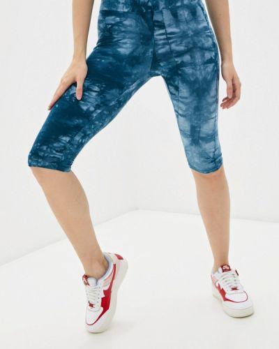 Синие весенние шорты D.s