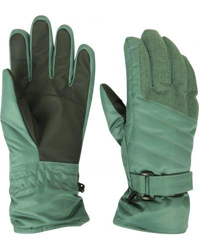 Rękawiczki narciarskie - zielone Mountain Warehouse