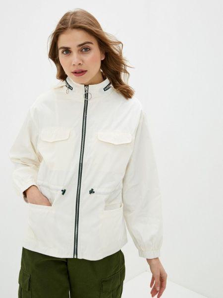 Белая облегченная куртка On Parle De Vous