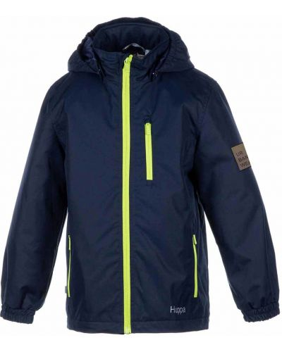 Куртка мембранная - синяя Huppa