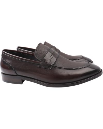 Кожаные туфли Lido Marinozzi
