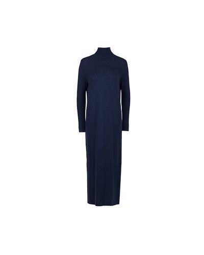 Повседневное платье синее Allude