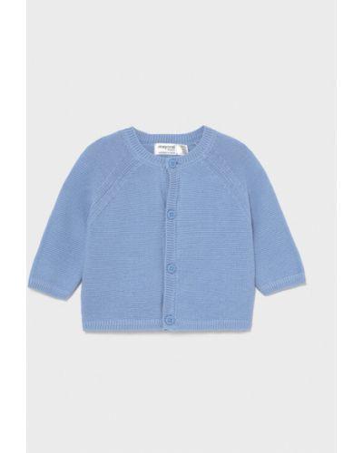 Sweter - niebieski Mayoral