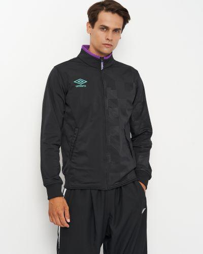 Спортивная куртка - черная Umbro