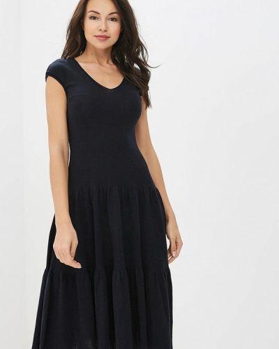 Платье - синее Marytes