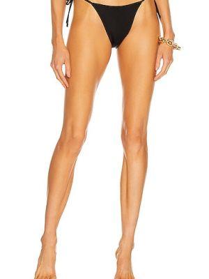 Czarny bikini Aexae
