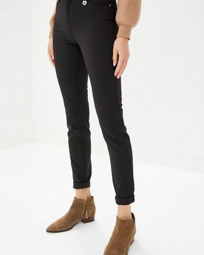Черные брюки повседневные Met