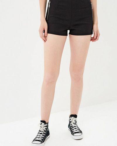Черные шорты Jennyfer