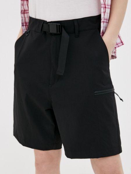 Повседневные черные шорты Carhartt