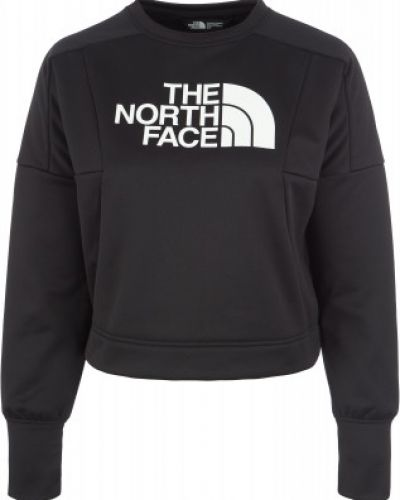Джемпер флисовый коричневый The North Face