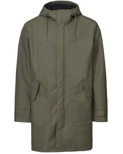 Куртка с капюшоном - зеленая Livergy