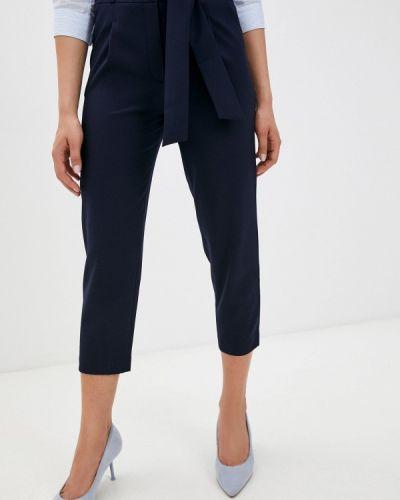 Синие брюки классические Mondigo