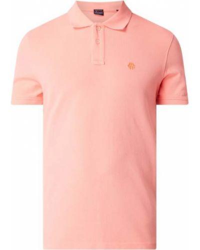 T-shirt bawełniana - różowa Mcneal