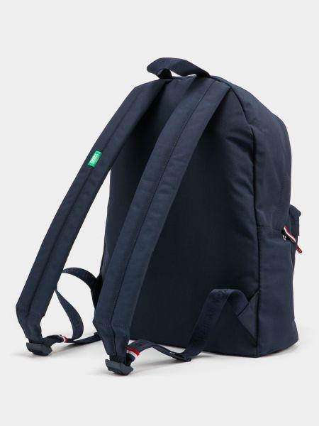 Джинсовый рюкзак - синий Tommy Hilfiger