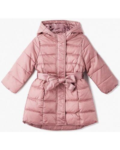 Розовая куртка теплая United Colors Of Benetton