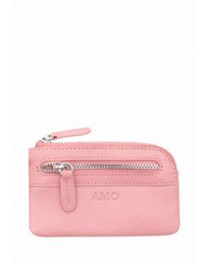 Брелок розовый амоо