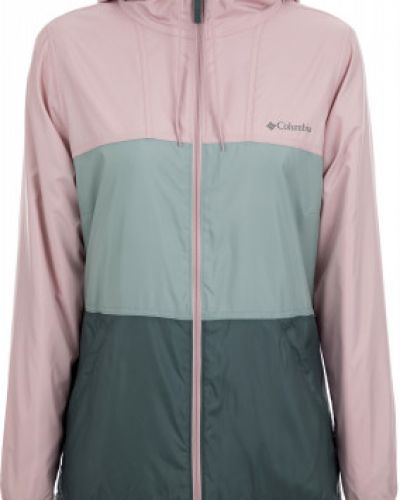 Куртка с капюшоном утепленная спортивная Columbia