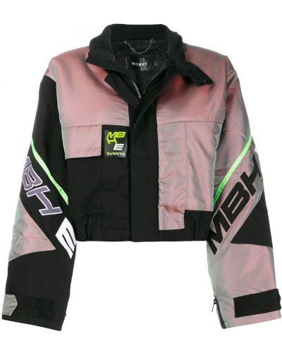 Черная длинная куртка Misbhv