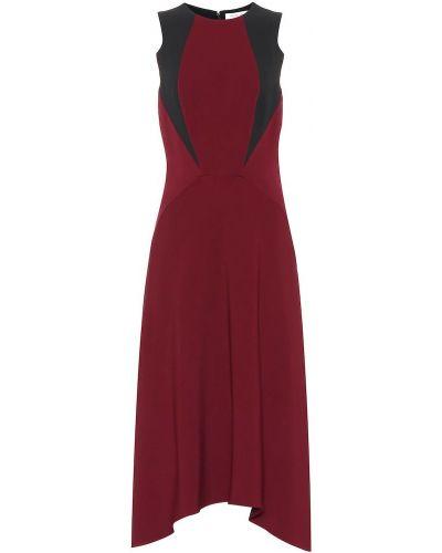 Платье миди из вискозы модерн Mugler