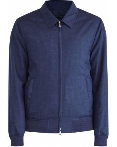 Куртка с манжетами на молнии Enrico Mandelli