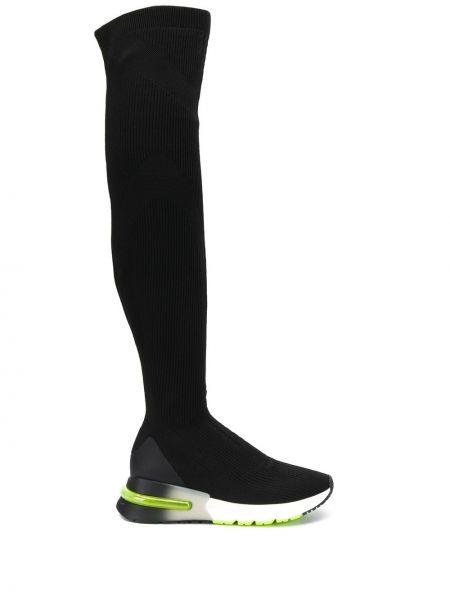 Черные носки Ash