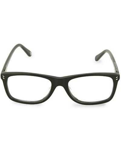 Klasyczne czarne okulary Stella Mccartney