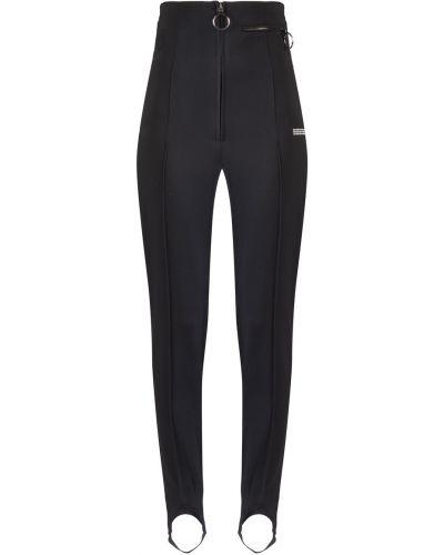Спортивные брюки на резинке со штрипками Off-white