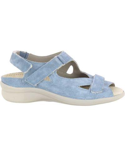 Niebieskie sandały Durea