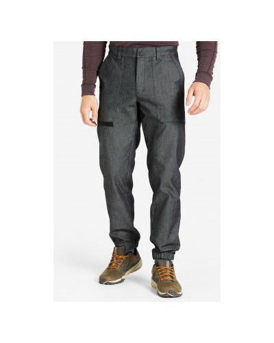 Хлопковые брюки - черные Merrell