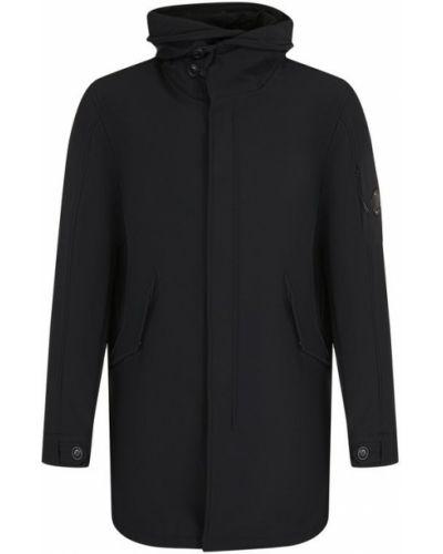Куртка с капюшоном на молнии прямая C.p. Company