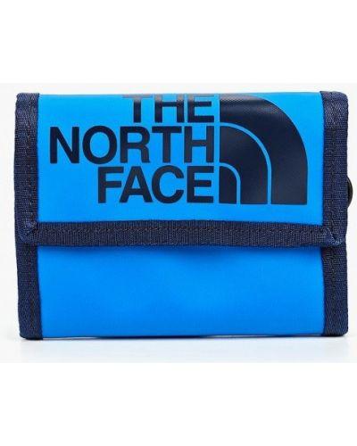 Синий кошелек The North Face
