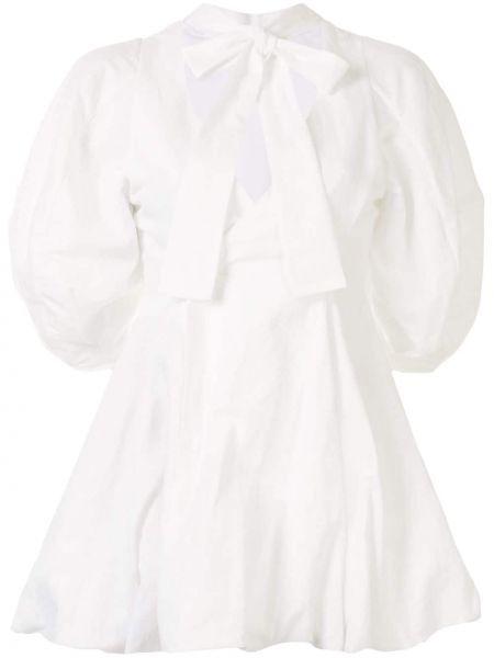 Koszula z krótkim rękawem biała za pełne Enfold