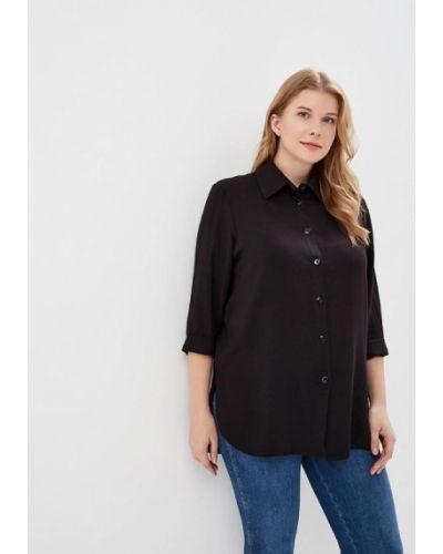 Блузка черная Sparada