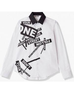 Рубашка белая Gulliver