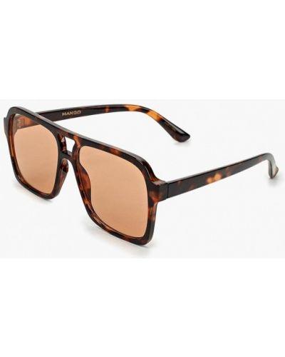 Солнцезащитные очки 2019 коричневый Mango