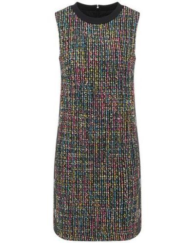 Джинсовое платье из вискозы с подкладкой Versace Jeans Couture