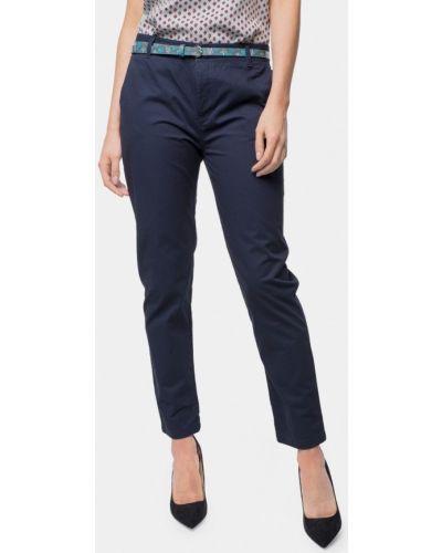 Синие брюки Mr520