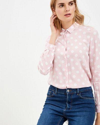 Блузка с длинным рукавом розовый весенний Befree