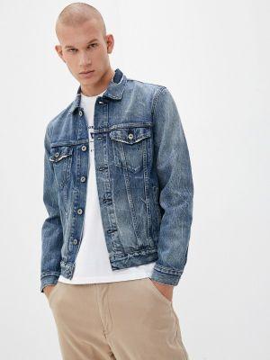 Синяя зимняя куртка Levi's®  Made & Crafted™