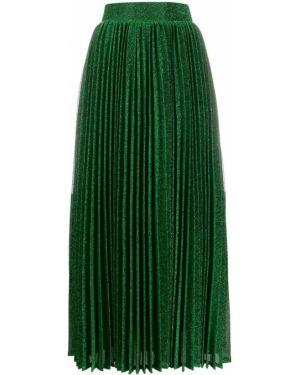 Плиссированная юбка миди с завышенной талией Amuse