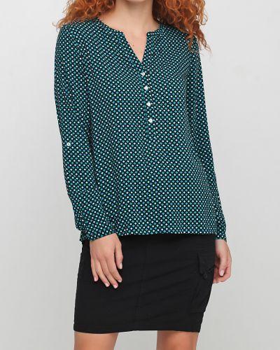 Блузка - зеленая Montego