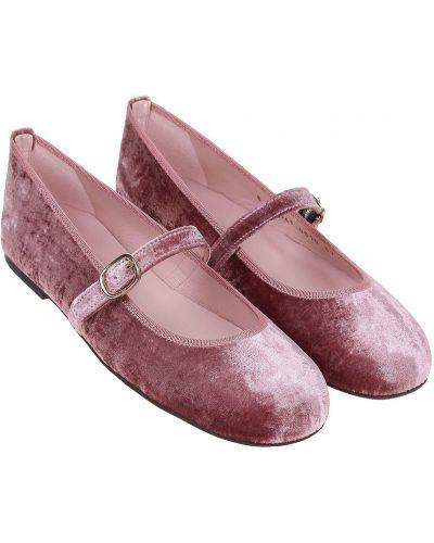 Розовые туфли Pretty Ballerinas